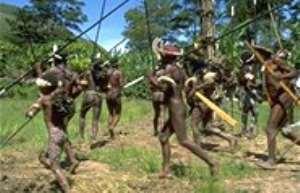 Papua New Guinea men